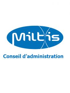 conseil administration miltis