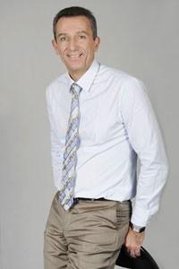 Patrick Julien, directeur de la mutuelle Miltis