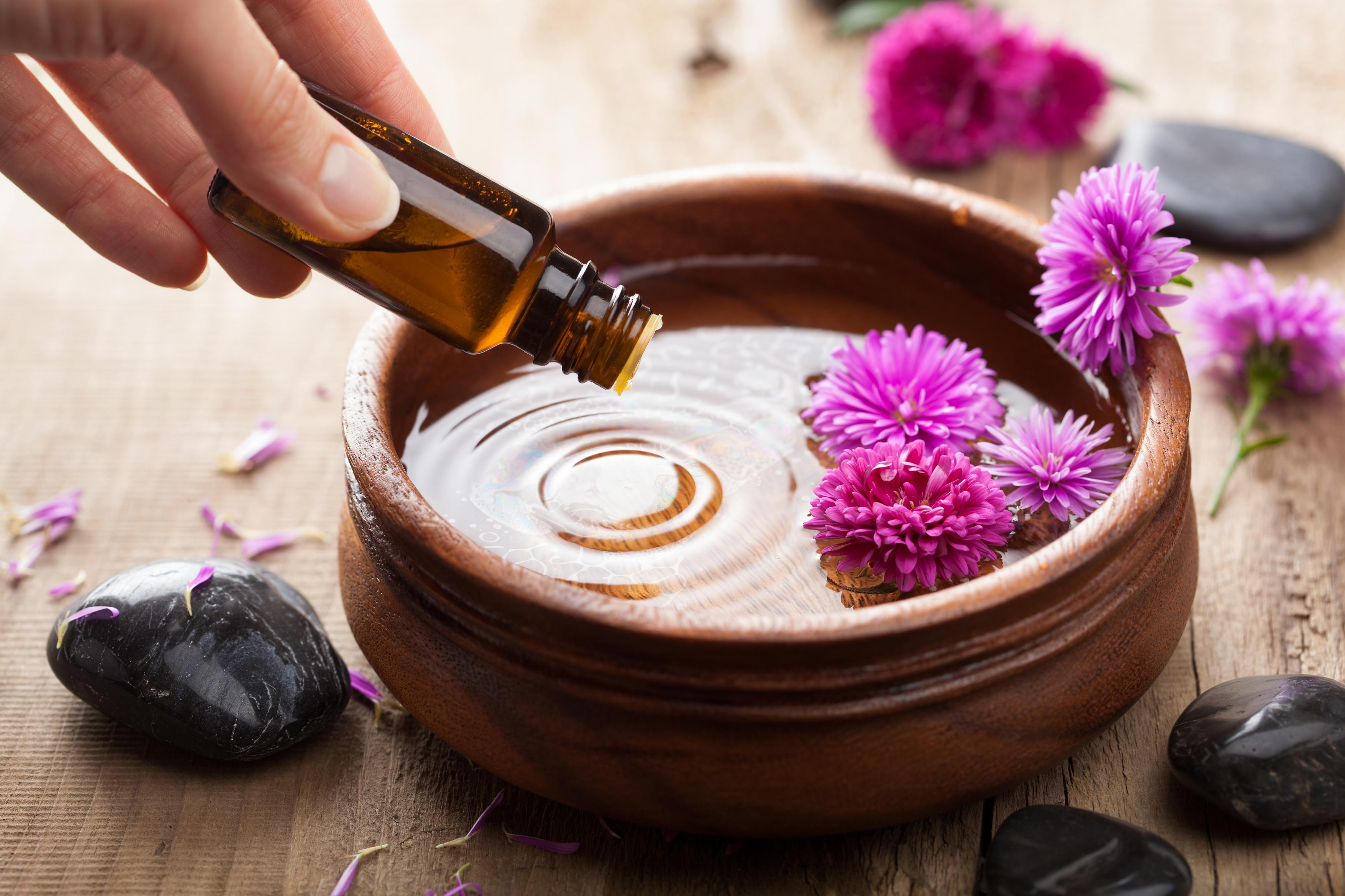 aromatherapie santé