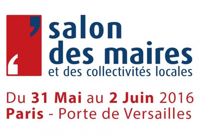 31 mai 2 juin salon des maires et des collectivit s for Salon maires