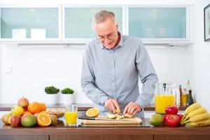 senior vitamine alimentation